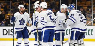 Toronto Maple Leafs injuries