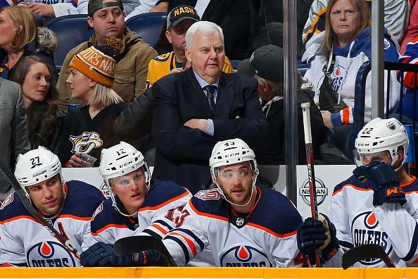 Oilers head coach