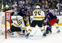 Tuukka Rask Stanley Cup Playoffs
