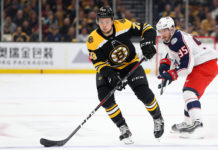 Charlie McAvoy; NHL rumours