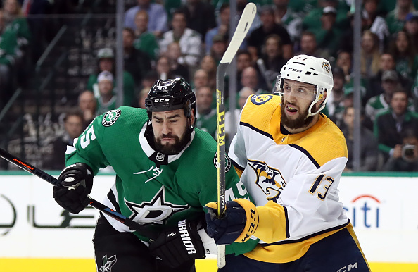 Roman Polak Re Signs With Dallas Stars Last Word On Hockey
