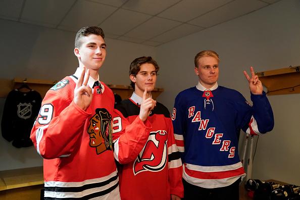 2019 NHL Draft Grades, 2019 Organizational Prospect Rankings