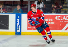 Adam Beckman NHL Draft Scouting Reports