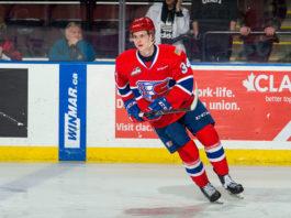 Adam Beckman NHL Draft Scouting Reports