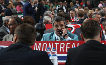 Montreal Canadiens Draft