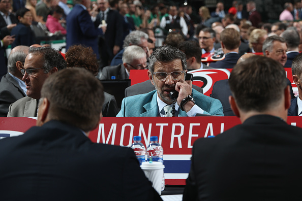 Montreal Canadiens Draft; NHL Rumours