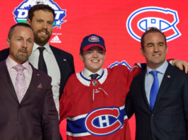Cole Caufield Montreal Canadiens Draft Review