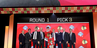 Kirby Dach NHL Draft Grades