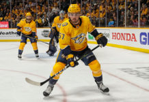 Dante Fabbro Nashville Predators Prospect