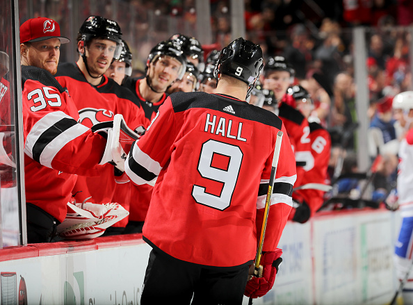Devils Making It Easy For Taylor Hall To Sign Long Term