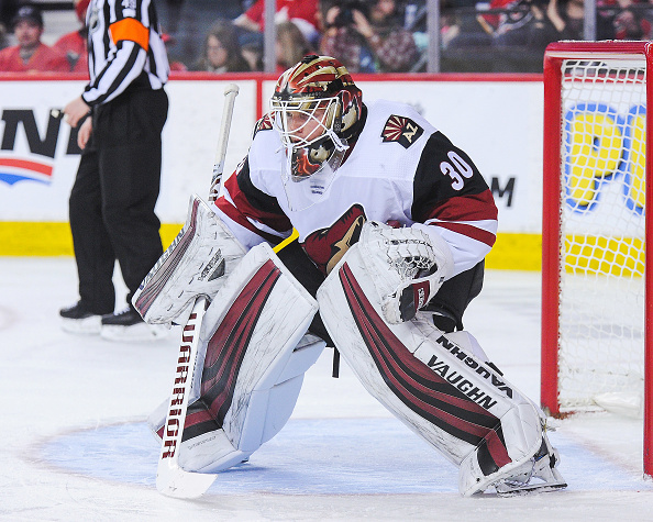 official photos 4ee77 c6bc8 Report  Calvin Pickard to sign with Detroit Red Wings
