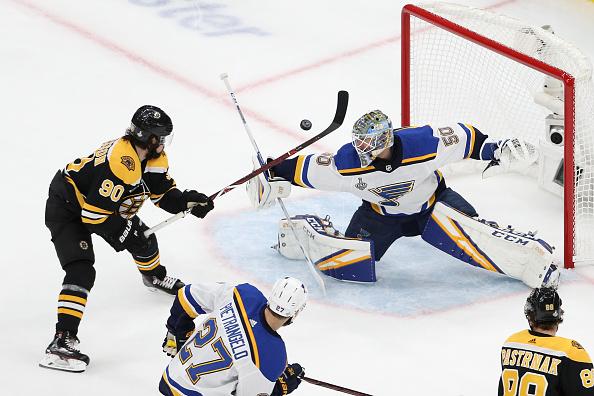 Jordan Binnington Leads St Louis Blues To First Stanley Cup