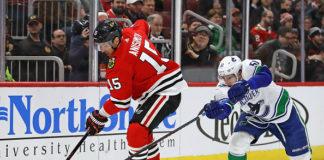 NHL rumours Artem Anisimov