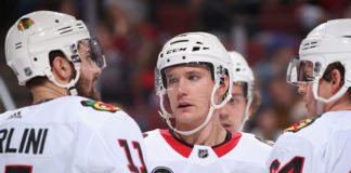Blackhawks 2019-20 roster