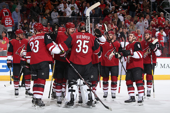 Coyotes new ownership