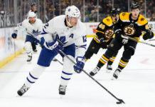 Leafs Patrick Marleau