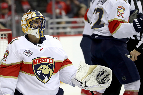 Roberto Luongo Announces Retirement Last Word On Hockey