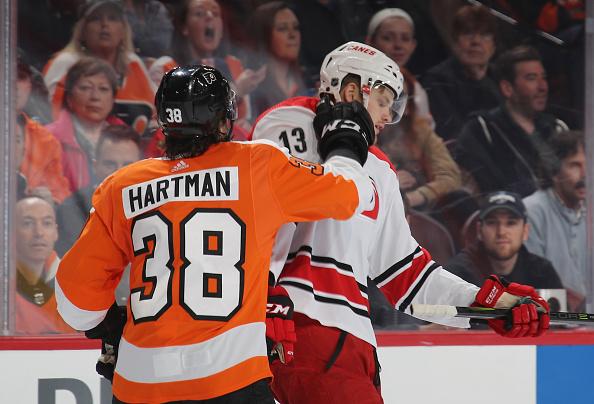 Ryan Hartman traded