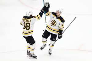Torey Krug; Boston Bruins missing pieces