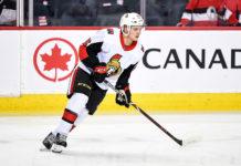 Erik Brannstrom Ottawa Senators Prospects