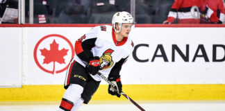 Erik Brannstrom Ottawa Senators Prospects NHL Prospects