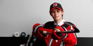 Jack Hughes New Jersey Devils Prospects