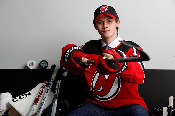 promo code d2b60 492e1 TSP: New Jersey Devils Prospects - Last Word on Hockey