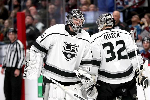 5161e1fc Los Angeles Kings Goaltending Situation - Last Word on Hockey