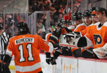 Philadelphia Flyers Offseason