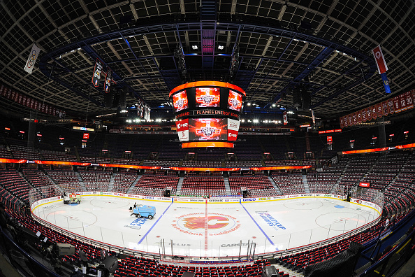 Calgary Flames Expected To Move From Saddledome