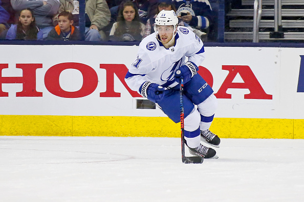 The headliner of the NHL rumours, Brayden Point.