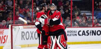 2019 Ottawa Senators; 2020-21 Ottawa Senators