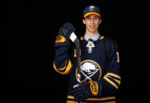 Dylan Cozens Buffalo Sabres Prospects
