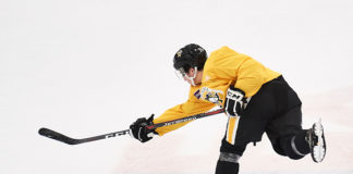 Calen Addison Pittsburgh Penguins Prospects