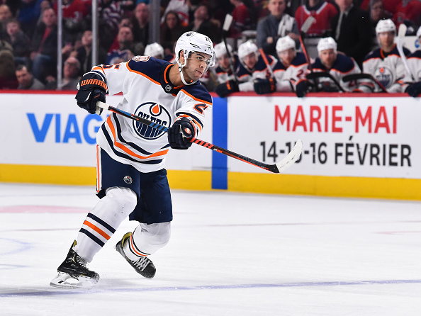 NHL Rumours - Darnell Nurse