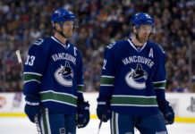 The most prized gems in Canucks draft history, the Sedin brothers.