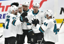 Sharks 2018-19 player review