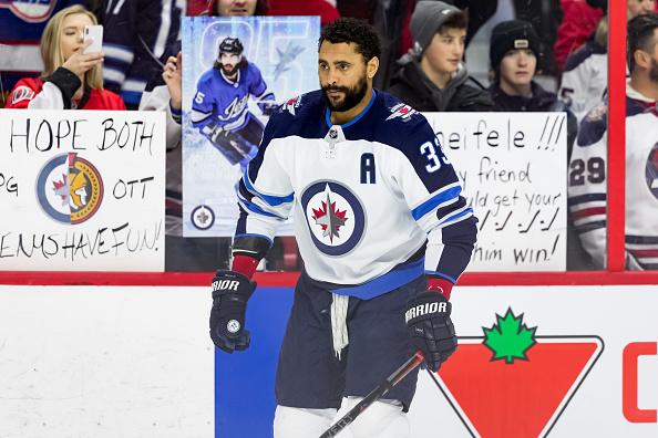 NHL Rumours; Dustin Byfuglien