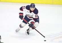 Cole Perfetti OHL West Division, 2020 NHL Draft Scouting Reports
