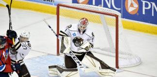 Washington Capitals Prospects Ilya Samsonov
