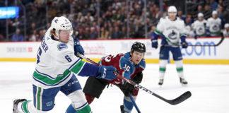 Brock Boeser NHL Rumours