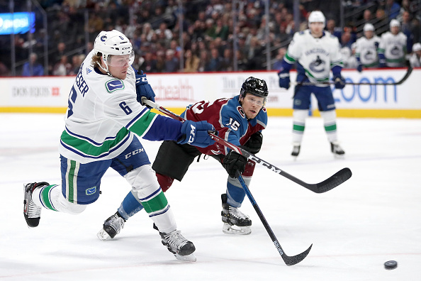 Brock Boeser NHL Rumours