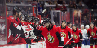 2019-20 Ottawa Senators