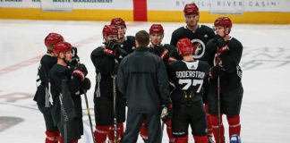 Coyotes 2019 rookie camp