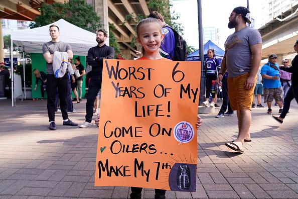 NHL team warning labels