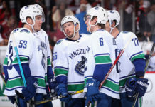 22019-20 Vancouver Canucks