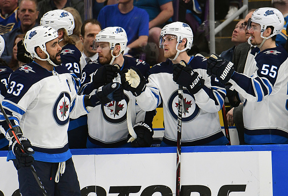new style 555c5 13e8e Puck Drop Preview: 2019-20 Winnipeg Jets - Last Word on Hockey