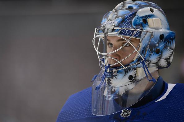 Joseph Woll Or Ian Scott Toronto Maple Leafs Goalie Of The Future
