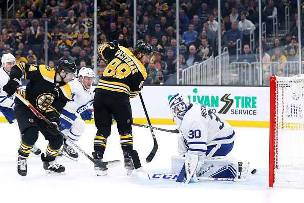 Toronto Maple Leafs Backup Goaltending
