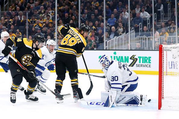 Toronto Maple Leafs Backup Goaltending
